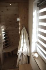 Badezimmer aus Eichenholz