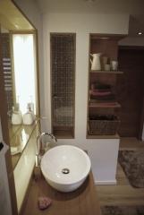 Badezimmer vom Zirbentischler